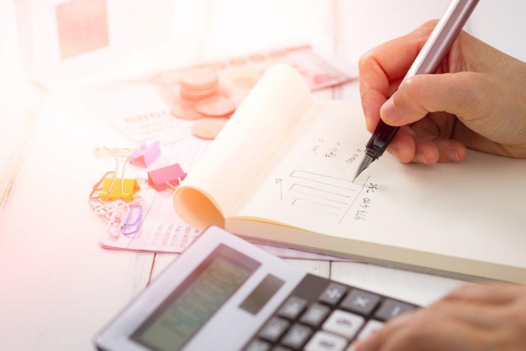 organizar finanças pessoais